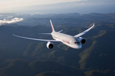 Qatar Airways Plans Daily 787 Flights to Cebu in 2016