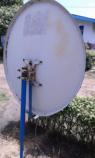 Arah dish Satelit Intelsat 904 KU ( DIALOG TV )