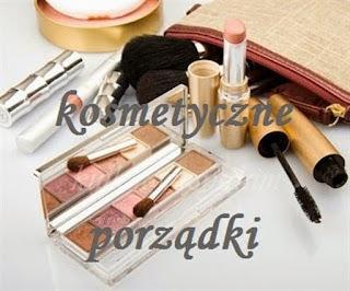 TAG: kosmetyczne porządki -kolorówka na początek