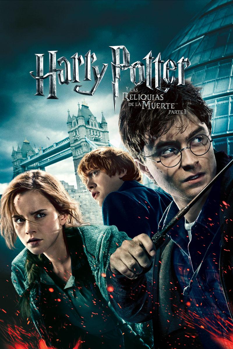 Popcoken Harry Potter Y Las Reliquias De La Muerte Parte 1 Popcoken