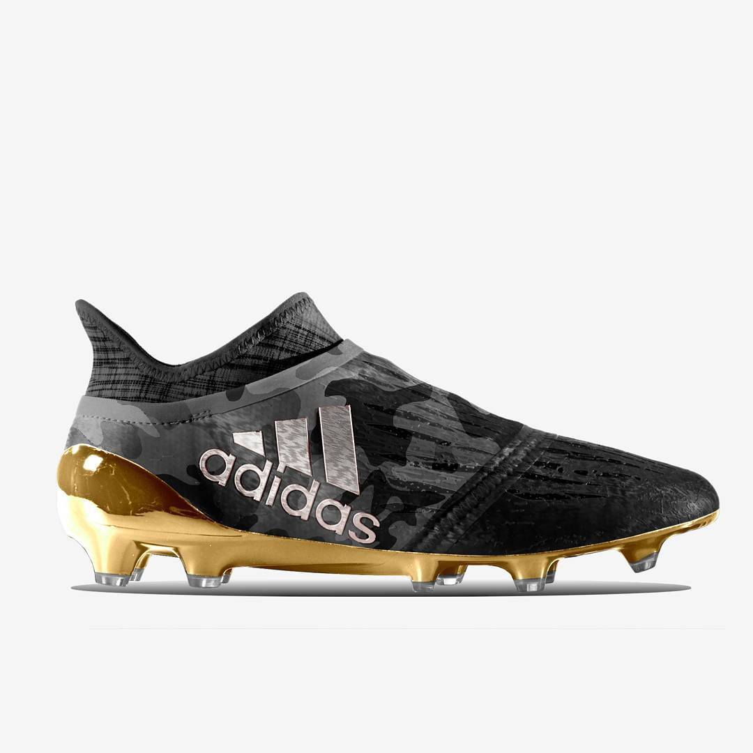 insane adidas x 16 purechaos camo concept boots revealed. Black Bedroom Furniture Sets. Home Design Ideas