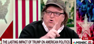 Michael Moore Predicts Trump Will Be Impeached