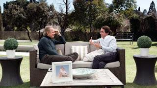 Mi casa es la tuya con Aznar 5 hablando de la guerra de Irak