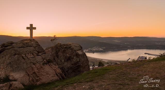 Mirador Monte San Roque (Viveiro)