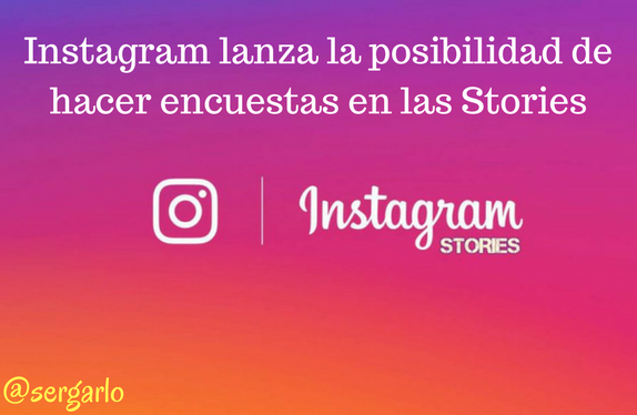 Instagram, redes sociales, social media, encuestas, stories,