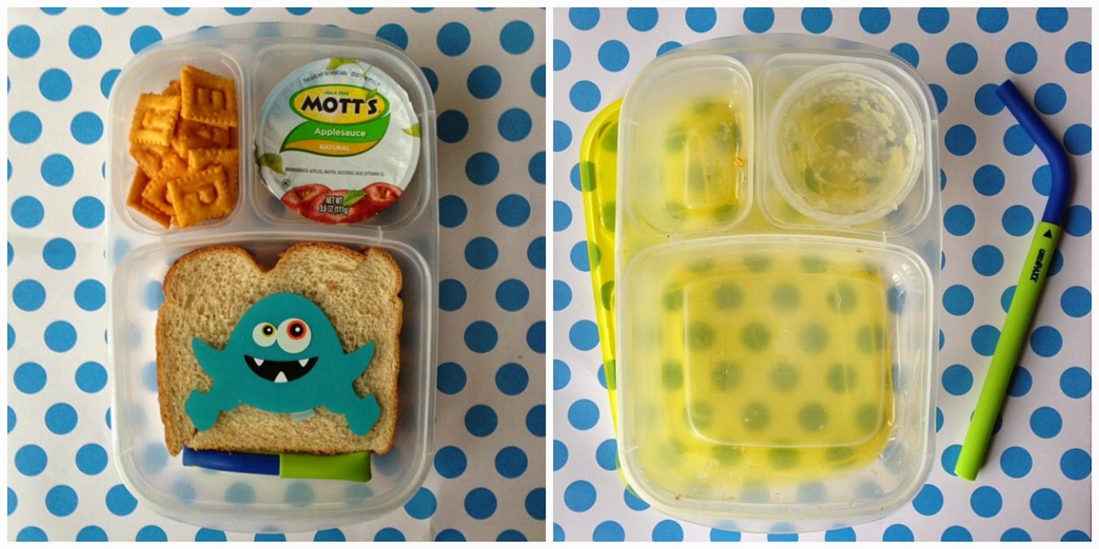 Mamabelly's Lunches With Love: August 2014