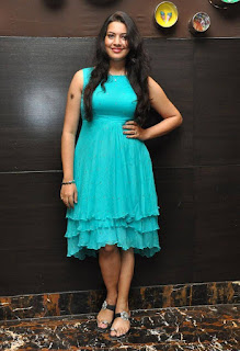 Geetha Madhuri Spicy South Actress at Abhinetri Movie Audio Launch