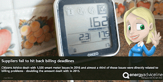 Suppliers fail to hit back billing deadlines