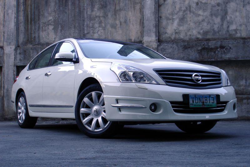 review 2013 nissan teana 350xv v6 philippine car news car rh carguide ph All New Nissan Teana 2014 Nissan Teana 2011