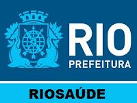 Concurso RIOSAUDE RJ