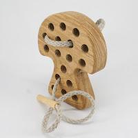 TT04, Threading Mushroom, Lotes Wooden Toys