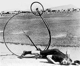 история появления велосипеда