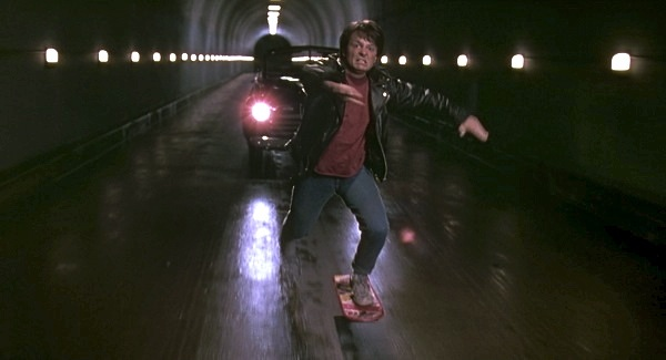 Resultado de imagen para tunnel in back to the future 2