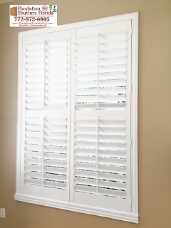 Plantation Shutters Port St Lucie 1692 772-380-6528