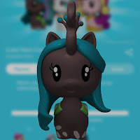 My Little Pony Queen Chrysalis Cutie Mark Crew
