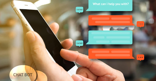 HOW CAN CHATBOTS PROCESS HUMAN LANGUAGES?
