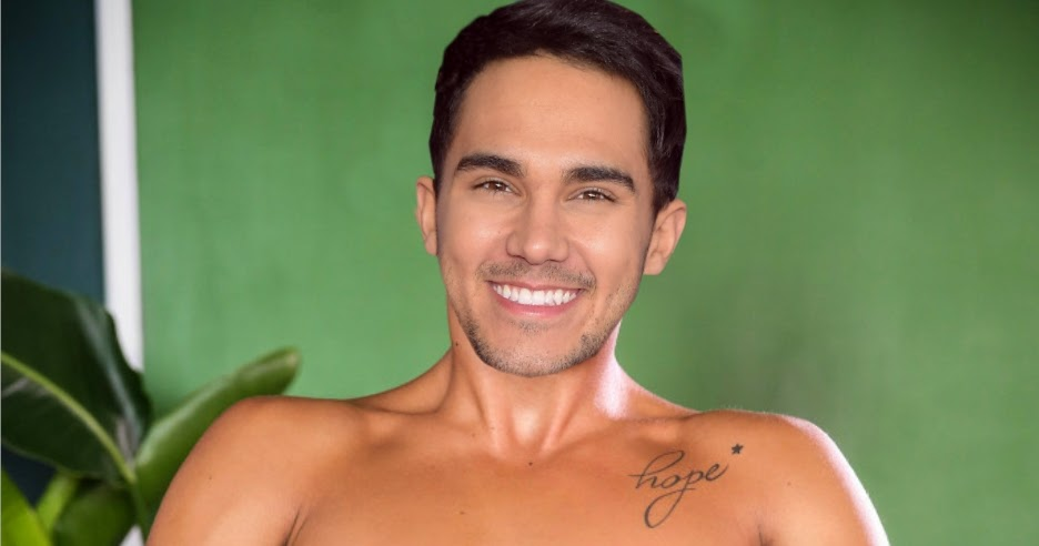 Iggyboo Nude Celebrity Fakes: Carlos Pena Jr