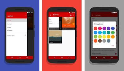 اكتشف Aperture  اخف و اسرع تطبيق لعرض الصور Android
