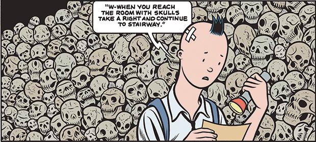 La Habitación Nº26: Sugar Skull de Charles Burns: El final solo es ...