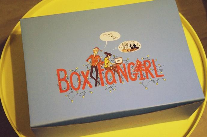 Fangirl Moondrive Box- gwiazdkowy box książkowy- recenzja