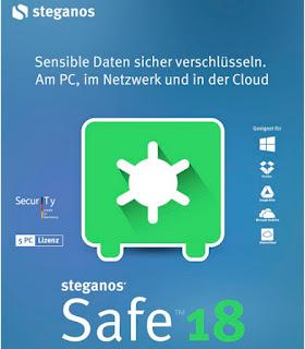 Steganos Safe 18.0.2 Revision 12065 Multilingual Full Serial Key
