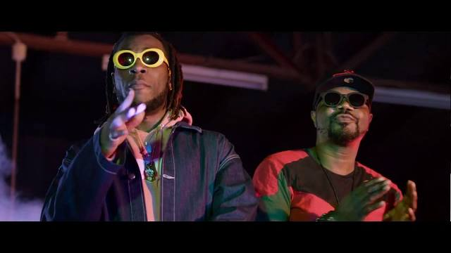 Video: DJ Jimmy Jatt ft. Burna Boy – Chase