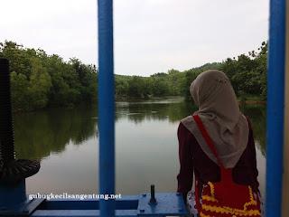 Wisata air Wonogiri Embung Bendokerep