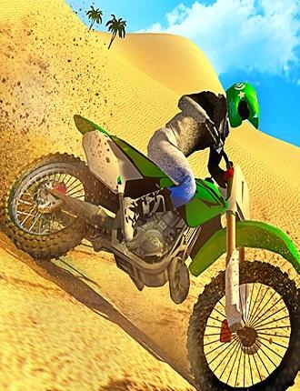 MOTO BEACH RIDE GAME