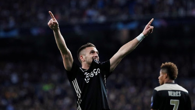Dusan Tadic Penghancur Mimpi Real Madrid