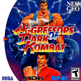 Aggressors of Dark Kombat ( Arcade )