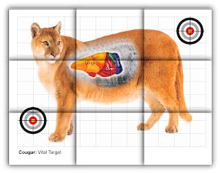 cougar vitals target