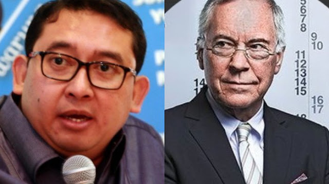 Ekonom AS, Steve Hanke Sebut Jokowi Omong Kosong soal Rupiah, Fadli Zon Menanggapi