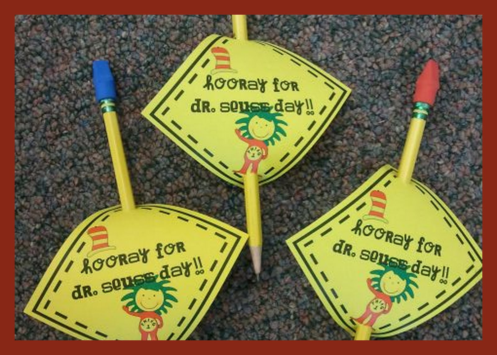 Lory S 2nd Grade Skills Dr Seuss Day Freebies