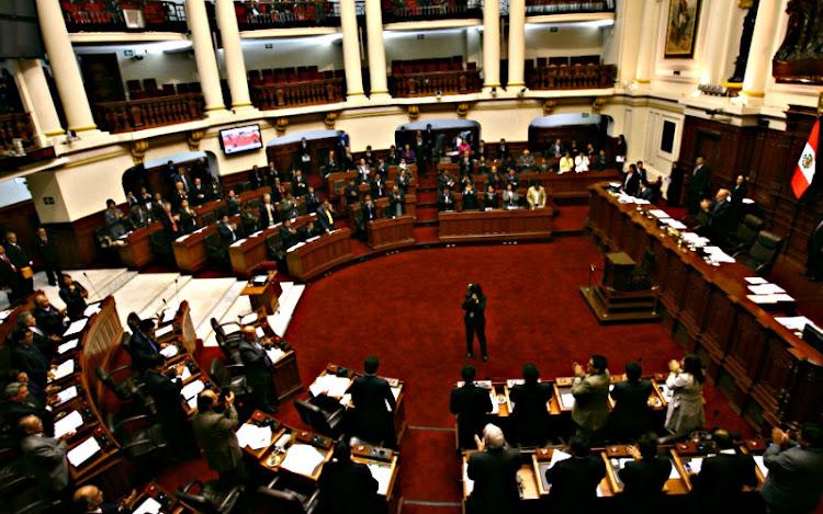 Estructuras Políticas Constitucionales de Latinoamérica