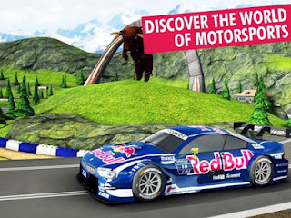 Red Bull Racers HD Unlimited Money Mod Apk