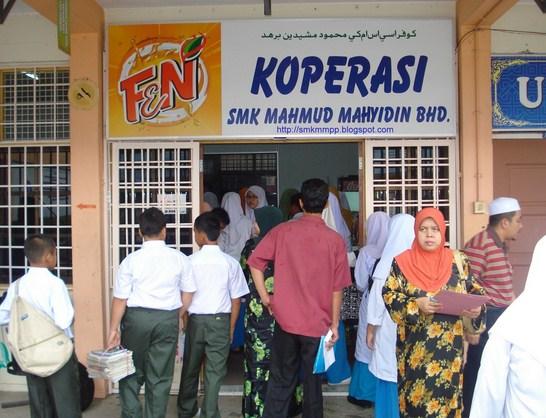 Langkah dan Struktur Pendirian Koperasi Sekolah