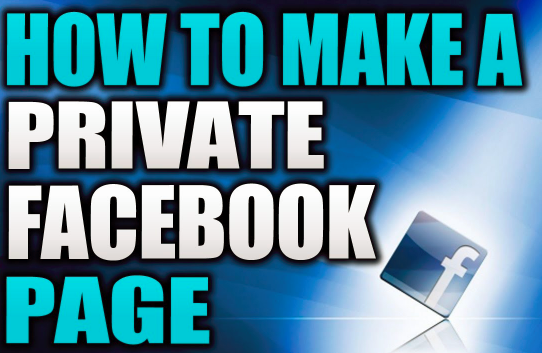 how to make your profile picture on facebook private