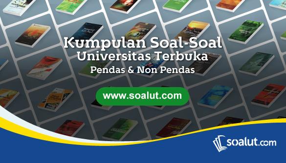 Soal Universitas Terbuka
