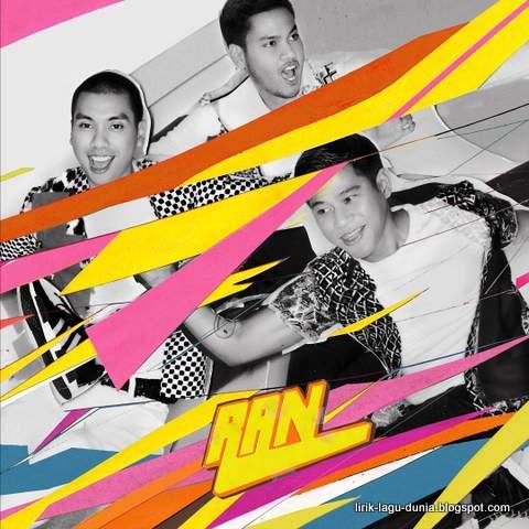 Cover Album Baru RAN