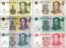 kinesisk valuta