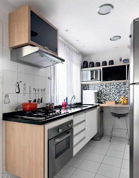 decoraci n de una cocina en espacios peque os decoraci n