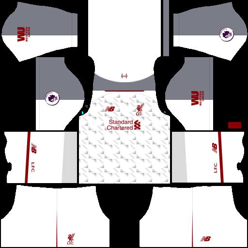 meet 48d08 3f042 Kits/Uniformes para FTS 15 y Dream League Soccer: Kits ...