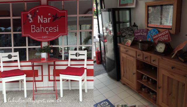 Çengelköy'de alkolsüz mekan: Nar Bahçesi