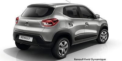 Renault Kwid Dynamique image