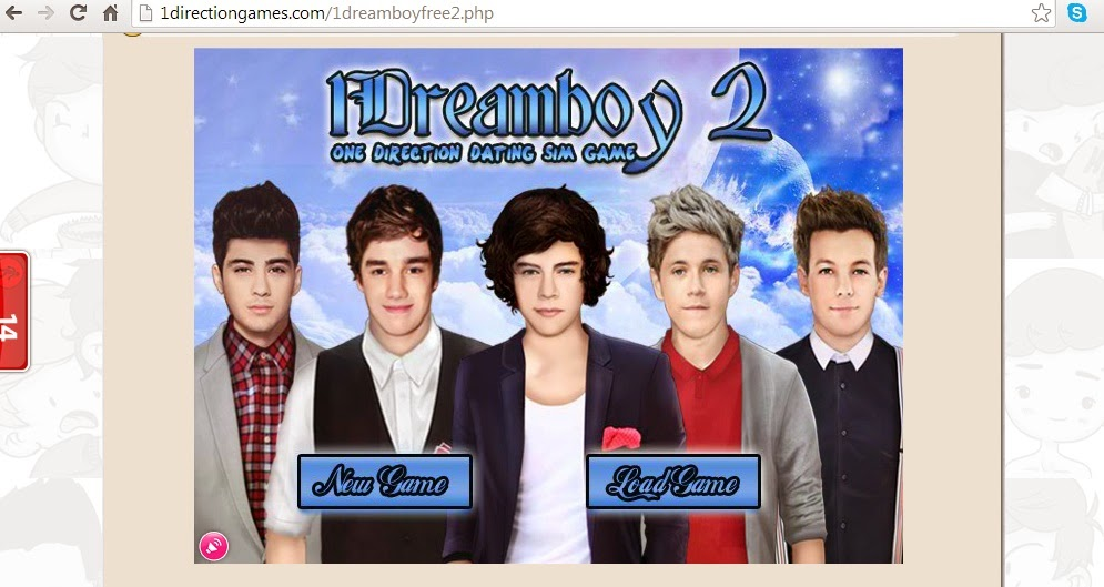 1dreamboy 2 dating game