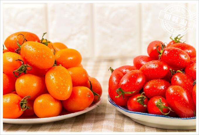 美濃橙蜜香玉女小番茄