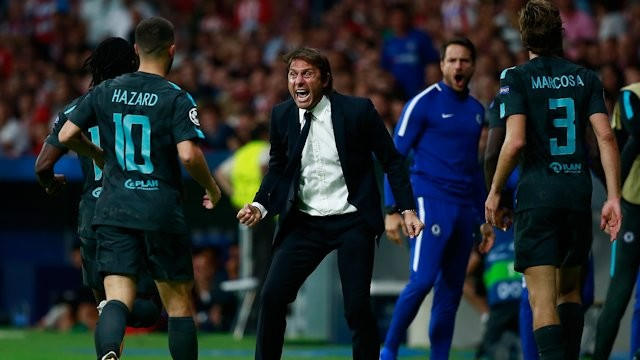 The Blues: From the table of the Boss, Antonio Conte