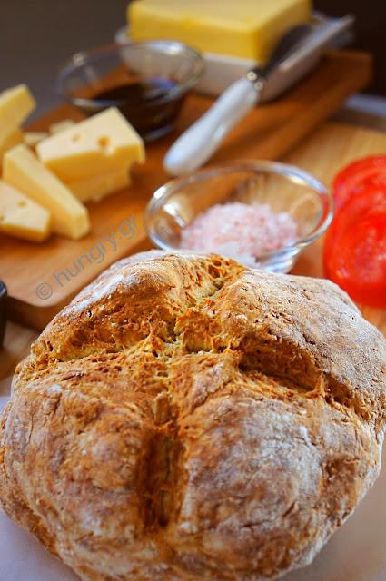 Ιρλανδέζικο Ψωμί Σόδας