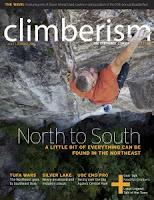 Free Rock Climbing Magazine and T-shirt