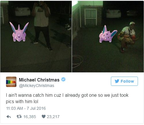 19 Funniest Reactions To Pokémon Go 19